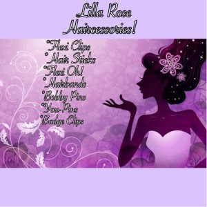 Lilla Rose--Jewelry for Your Hair