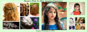 Harper's Flair for Hair Adoption Fundraiser http://www.lillarose.biz/parties/8523