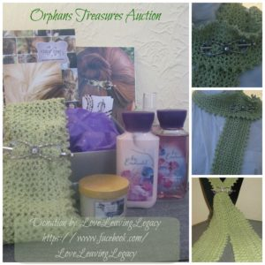 Orphans Treasures Auction