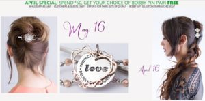May April flexi of the month