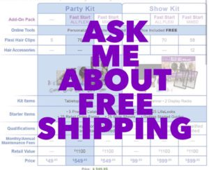 I love FREE shipping, don't you?