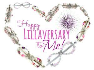 Lillaversary to Me