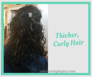 thicker curly hair